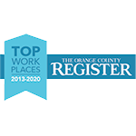 Orange County Register's Top Workplaces: 2013 – 2019